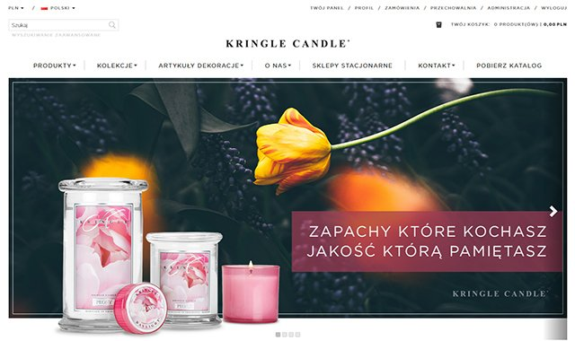 KRINGLE CANDLE®