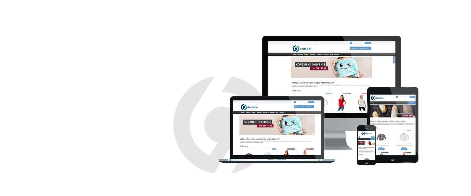 cad0ecf93953a Oprogramowanie sklepu internetowego - program BestSeller ®
